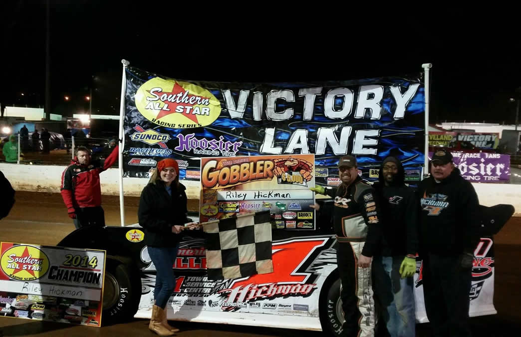 Official Internet Home of Southern All Star Dirt Car Series: